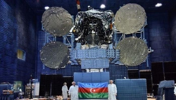 """""""Azerspace-2"""" peykinin görüntüləri yayılıb"""