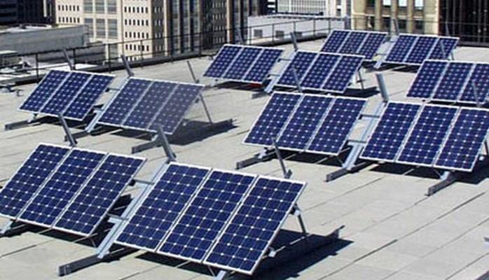 Оглашена дата завершения строительства первой в Азербайджане плавучей солнечной электростанции