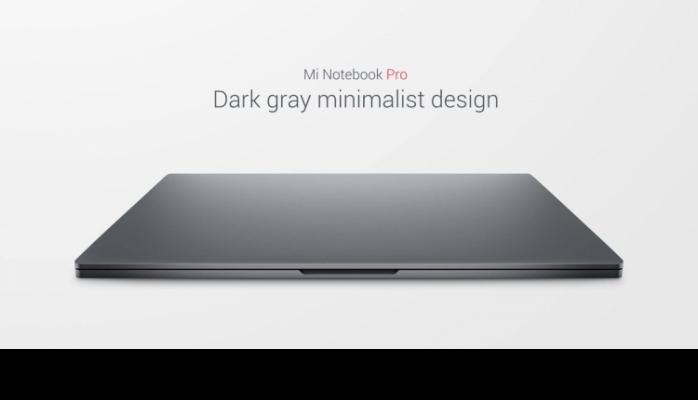 Xiaomi Macbook Pro-nun rəqibini təqdim etdi