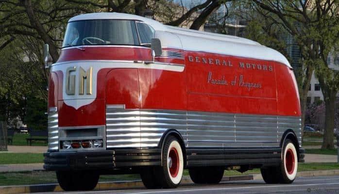 Самые необычные автобусы в мире