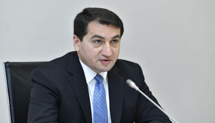 Хикмет Гаджиев: Это был заранее спланированный сценарий со стороны Армении