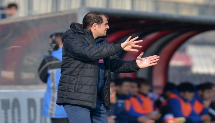 Главный тренер 'Габалы': Мы не смогли воспользоваться своими шансами