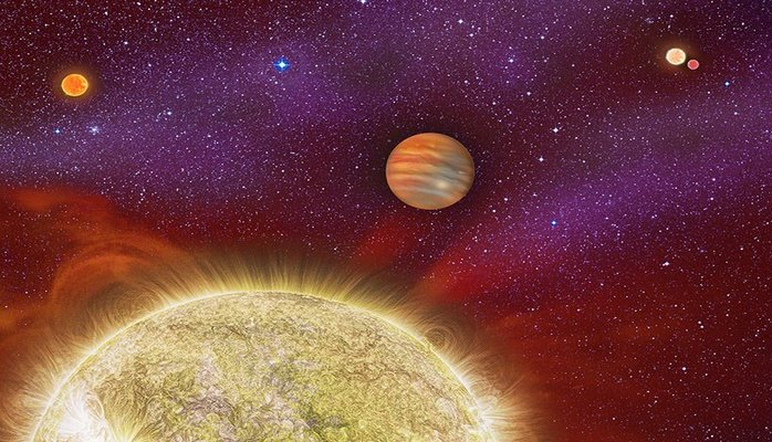 Астрономы раскрыли крайне необычную историю побега звезды из Галактики