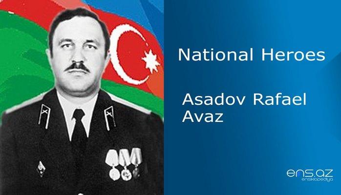 Asadov Rafael Avaz