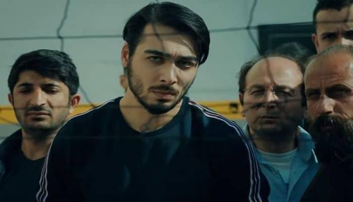 Азербайджанец снялся в популярном турецком сериале