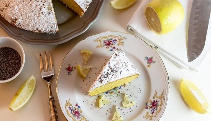 Adım adım limonlu kek tarifi ve malzemeleri