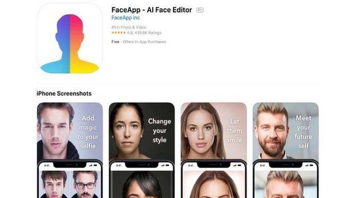 FaceApp может использоваться против его пользователей