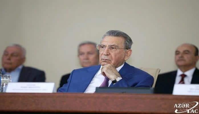 Ramiz Mehdiyev AMEA tarixində bir ilk yaşatdı
