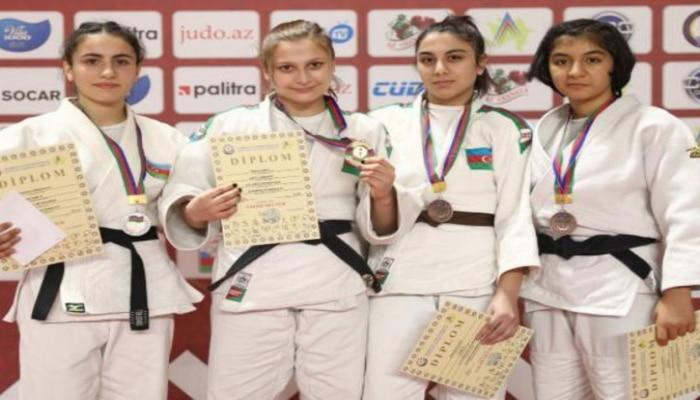 Gənc cüdoçular arasında Azərbaycan birinciliyinə start verildi