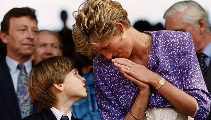 Şahzadə Uiliyamın ledi Dianaya son sözləri