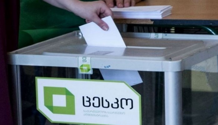 Gürcüstanın hakim partiyası prezident seçkilərində səsvermələr zamanı pozuntuların olduğunu açıqlayıb