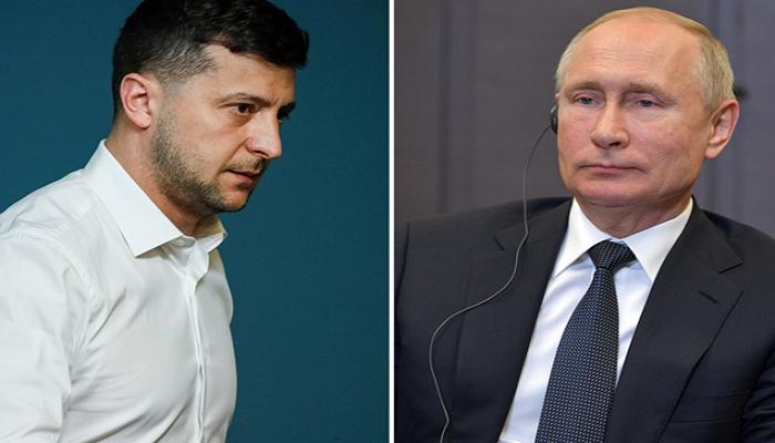 Putinlə Zelenskinin ilk danışığının təfərrüatları