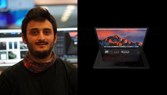 Apple İçin Geliştirdiği Klavye ile Dünyanın Teknoloji Gündeminde Bir Türk Genci: Furkan Kasap