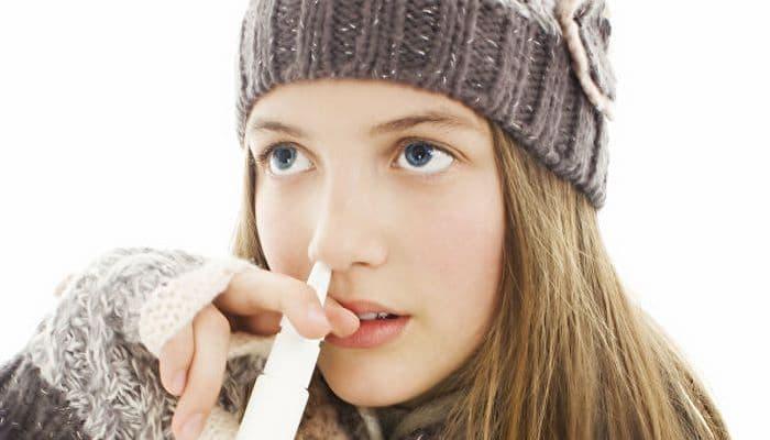 Врачи рассказали о причине зависимости от носовых капель