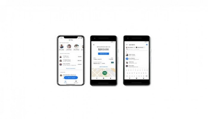 """""""Google Pay"""" servisində istifadəçilər arasında pulköçürmə funksiyası istifadəyə verilib"""