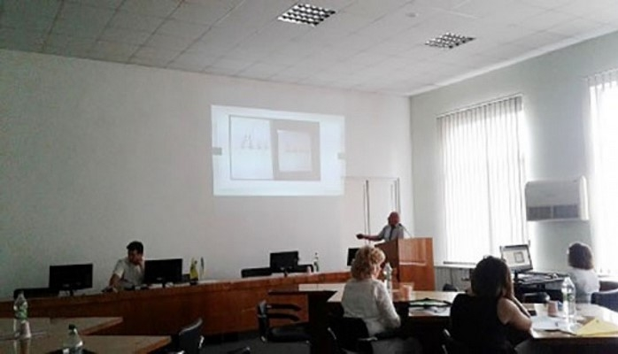Азербайджанский ученый выступил с докладом на международной конференции