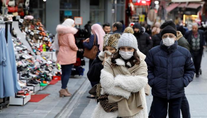 В Турции за сутки из-за коронавируса скончались 127 человек