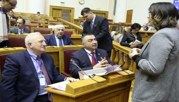 Azərbaycanlı deputatlar MDB PA-nın iclasında iştirak ediblər