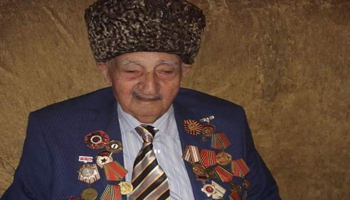 Hitlerin kreslosunda oturmuş 100 yaşlı azərbaycanlı ilə müsahibə