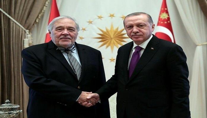 Известный турецкий ученый Ильбер Ортайлы получил новую должность