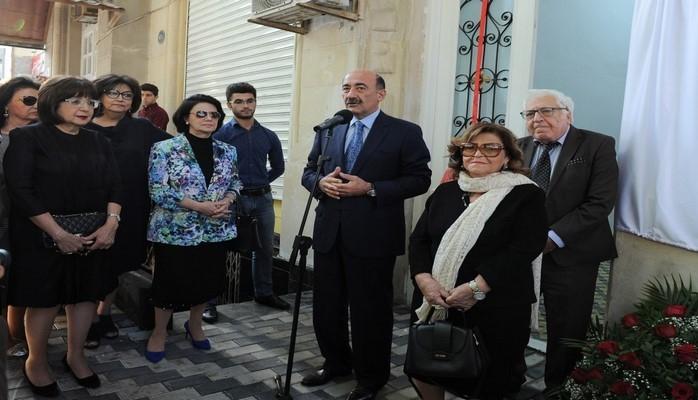 В Баку состоялось торжественное открытие Дома-музея Кара Караева