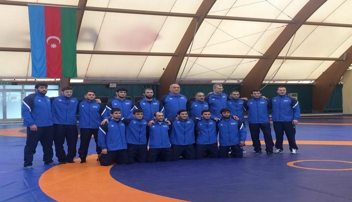 Обнародован состав сборных Азербайджана на чемпионат Европы по борьбе