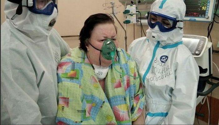 Ağciyərləri 100 faiz zədələnən xəstə koronavirusdan sağaldı