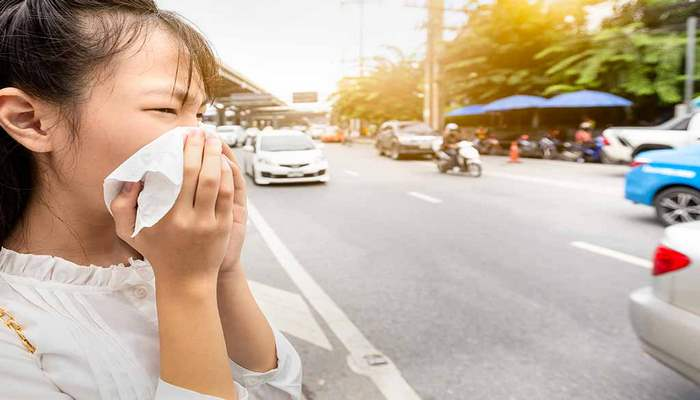 Air Pollution: Consequences For Children's Health