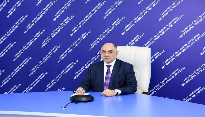 Akademik Rasim Əliquliyev AMEA-nın İnformasiya Texnologiyaları  İnstitutunun baş direktoru seçilib