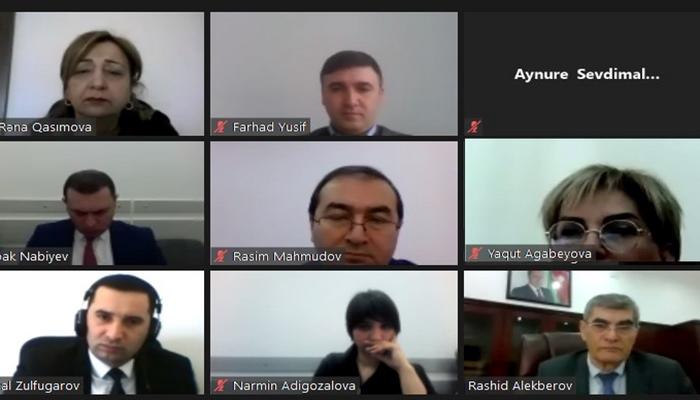 Akademik Rasim Əliquliyev: Elektron elmin formalaşdırılmasına diqqət artırılır