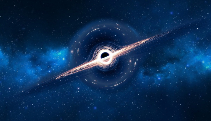 Alimlər 7 milyard il öncə iki qara dəliyin birləşməsindən yaranmış qravitasiya dalğasını müşahidə ediblər