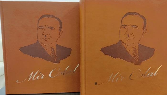 AMEA Mərkəzi Elmi Kitabxanasına Mir Cəlal Paşayevin kitabları daxil olub