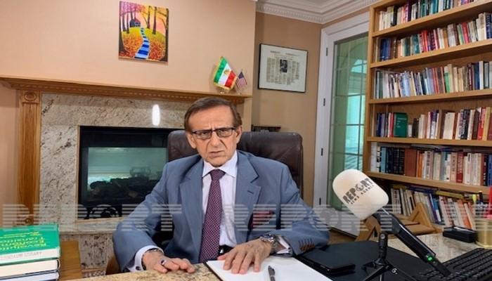 Amerikalı professor: Bayden erməni diasporunu əlində saxlamağa çalışır