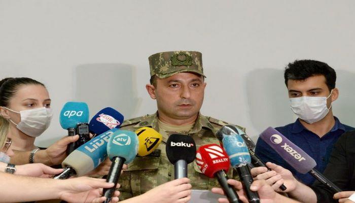 """Anar Eyvazov: """"Qoşunlarımızın sürətli əks-hücum əməliyyatları davam edir"""""""