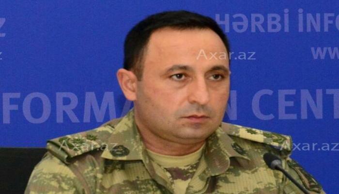 Anar Eyvazov Müdafiə Nazirliyində yeni vəzifəyə təyin olundu