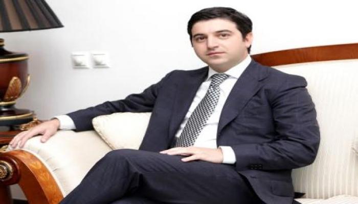 Ziya Məmmədovun oğlu istefa verdi