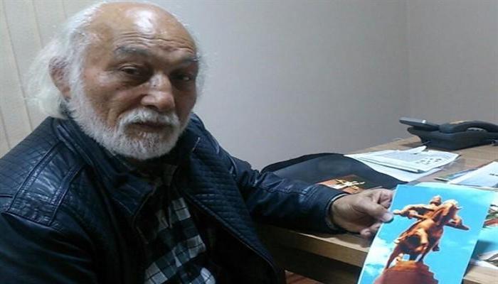 Xalq rəssamı Arif Qazıyev vəfat etdi