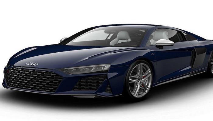 Audi R8 modelinin xüsusi yubiley versiyasını hazırlayıb