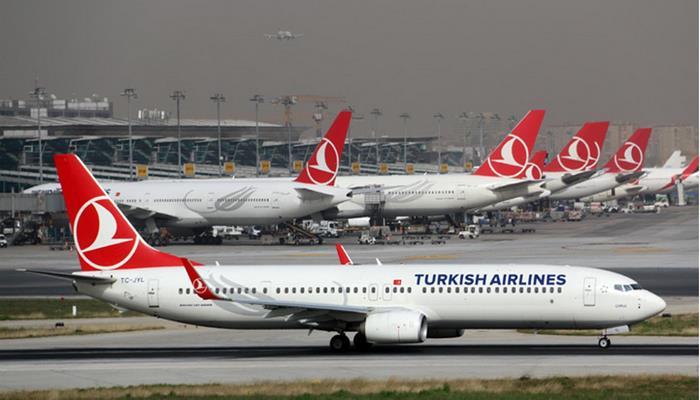 Авиабилеты в Турцию из России подорожали на 70%