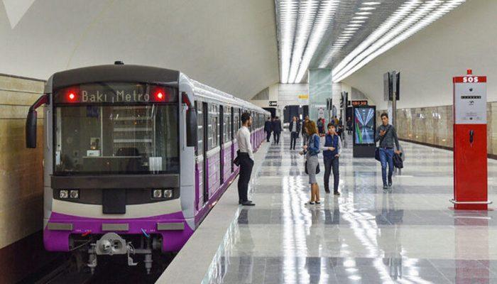 """""""Avqustun 5-dən sonra metronun fəaliyyəti bərpa edilə bilər"""" - AÇIQLAMA"""