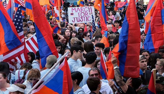 Avropa Azərbaycanlıları Konqresi erməni lobbisini dünya ictimaiyyətini çaşdırmaqda ittiham edib