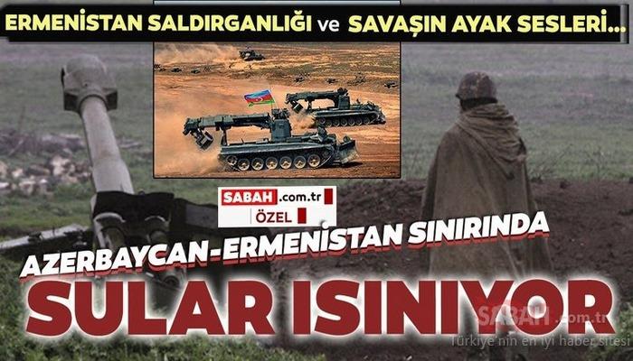 Azerbaycan- Ermenistan sınırında sular ısınıyor. İşte 10 soruda Ermenistan saldırganlığı ve savaşın ayak sesleri