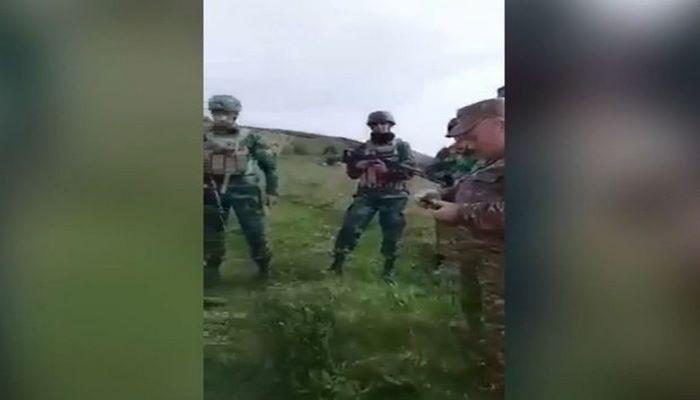 Azərbaycan hərbçilərindən ermənilərə peşəkarlıq dərsi