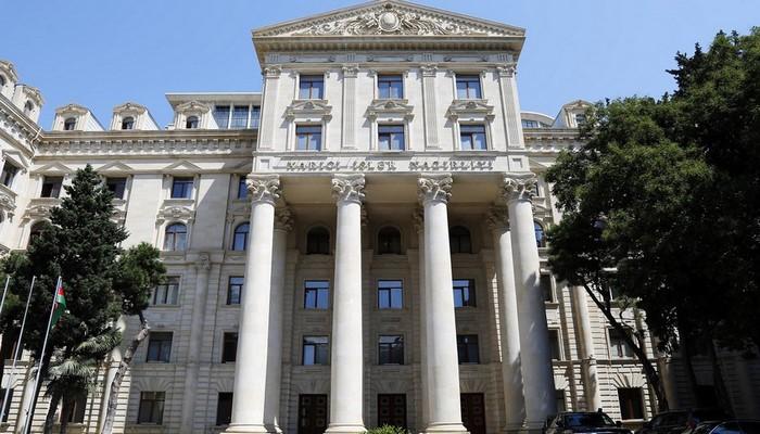 Azərbaycan İrana etiraz notası verib
