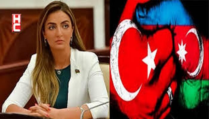 Azerbaycan Milletvekili Nurullayeva: Azerbaycan-Türkiye birliği, barış ve istikrarın birliğidir.