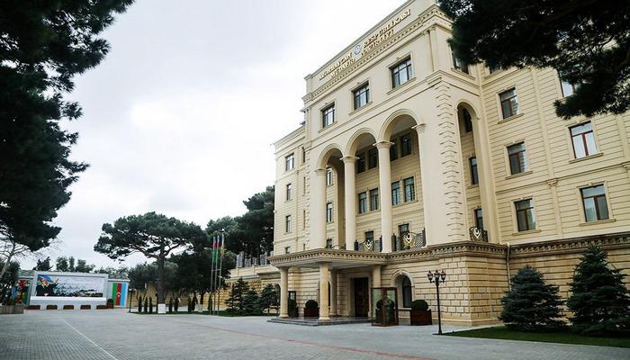 Azərbaycan Ordusu humanitar atəşkəs rejiminə ciddi riayət edir