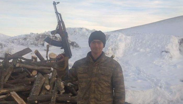 Azərbaycan Ordusunun hərbi qulluqçusu həlak olub