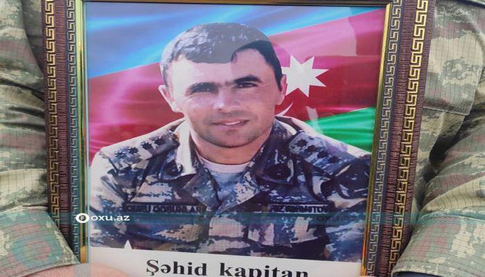 Azərbaycan Ordusunun şəhid hərbi qulluqçusu dəfn edildi
