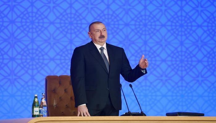"""Azərbaycan Prezidenti: """"Biz istədiyimizə nail olacağıq"""""""