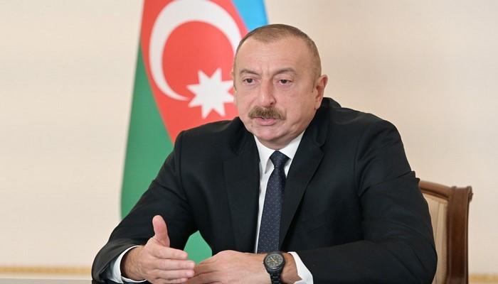 """Azərbaycan Prezidenti: """"Biz sülh istəyirik və bu gün sülhü təbliğ edirik"""""""